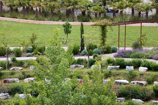 Jardin St JeanPaysagistes: Ossart- MaurièresGraulhet 31 France