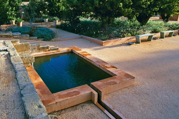 Jardin de la Noria, près d'Uzès 30 France Paysagistes: Ossart - Maurières