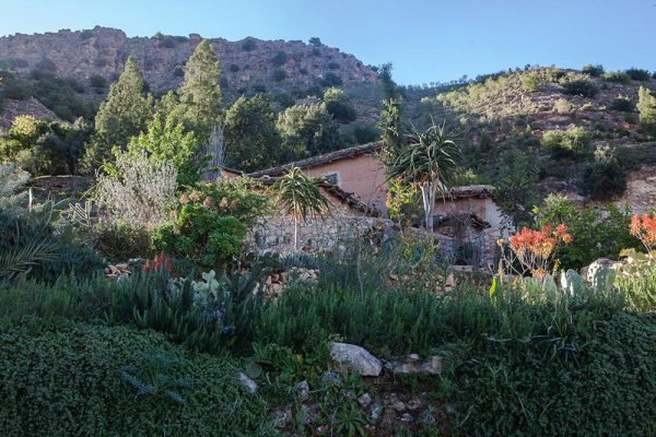 Architectes paysagistes Ossart-Maurières Afra Maroc