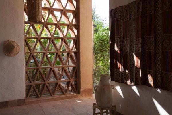 Maison de Florence 2 Paysagistes Ossart-Maurières Taroudan Maroc