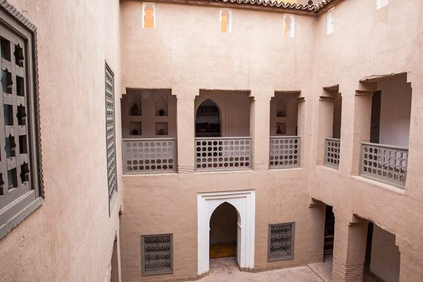 Architectes paysagistes Ossart et MaurièresSidi Hussein Taroudant Maroc