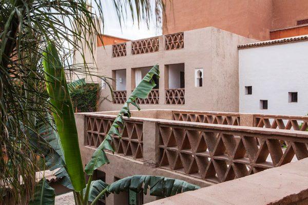 Architectes paysagistes Ossart et Maurières Sidi Hussein Taroudant Maroc